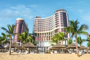 Đây là một trong những khách sạn có view đẹp thích hợp cho nghỉ dưỡng