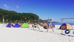 Nơi thích hợp để du lịch nhóm và cắm trại