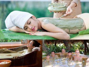 Một số hoạt động chăm sóc tại spa