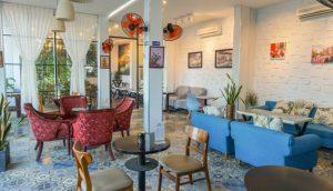 Thưởng thức bữa sáng tại Mây Cafe tại Đà Nẵng