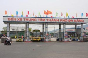 Bến xe Đà Nẵng nơi bạn có thể bắt xe khách đến Huế