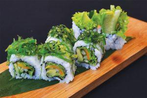 Trình bày đẹp mắt với những đặc điểm riêng của món ăn