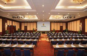 Một trong những phòng họp tại Vinpearl Luxury Đà Nẵng