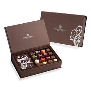 Những viên socola ngọt ngào quyến rũ