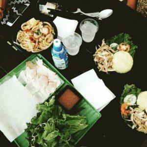 Những món ăn Việt đậm đà hương vị